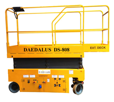 Lift & Access Equipments | Slab & Pushable Scissor Lifts | Dehu